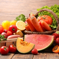 Image de la categorie Fruits & légumes de Vivre à Uchaux